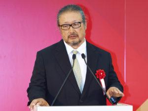 日本パラ・パワーリフティング連盟の吉田進理事長