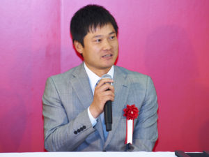 リオそして東京の連覇を狙う車いすテニス国枝慎吾
