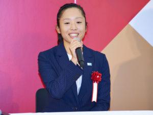 陸上のロンドンパラリンピック日本代表・高桑早生