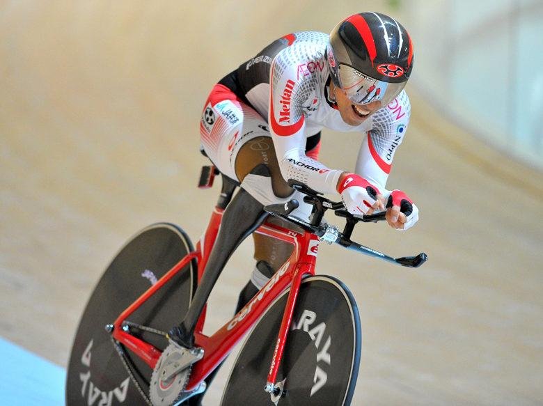 [ジャパンパラサイクリングカップ2015] 国内初開催の UCI公認大会でエース藤田が日本記録を塗り替える快走