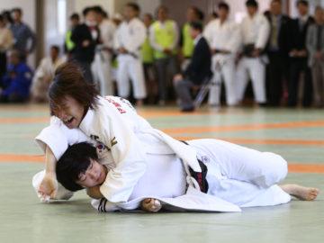 全日本視覚障害者柔道選手権、男子全階級で海外勢、女子57kg級は廣瀬が制す