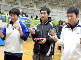 FIDジャパン・チャンピオンリーグ卓球大会、高橋が2度目&伊藤が7度目V!