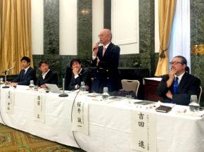 [経済同友会東京オリンピック・パラリンピック2020委員会]パラリンピック競技団体が企業に人材支援訴え
