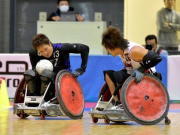 [第17回ウィルチェアーラグビー日本選手権大会]埼玉のBLITZが北海道を1点差で下し、2年ぶりの日本一!