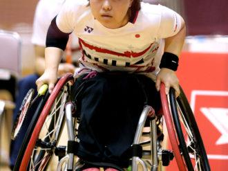 小倉理恵選手