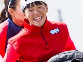 瀬立モニカ選手