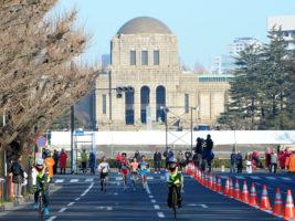 [第1回日本IDハーフマラソン選手権大会]日本初開催の大会で金子遼が初代王者に!