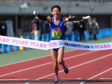 [別府大分毎日マラソン視覚障がいの部] 男子は岡村、女子は近藤がリオの推薦順位2位に!
