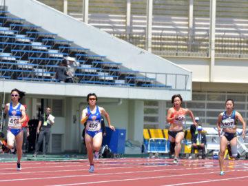 [日本パラ陸上競技選手権]100mの辻が日本女子初の12秒台! リオで金メダルを狙う走り幅跳びの山本が世界新!