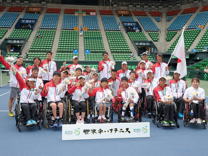 初の自国開催。日本チームは好成績を残した