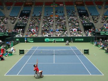 [世界車いすテニス国別選手権]日本勢は男子、女子、クァードがメダル獲得! ジュニアは「チームオブザイヤー」を受賞