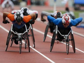 [第100回日本陸上競技選手権大会]一般の大会で、パラ選手が走る意義