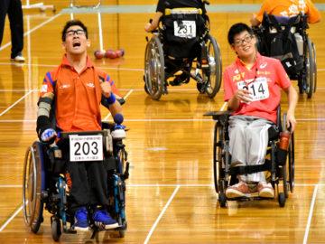 [日本ボッチャ選手権大会予選会]競技人口増加でさらに熾烈な戦いに。若手の活躍に期待膨らむ
