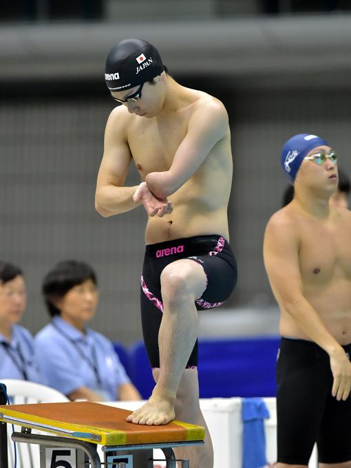 リオでは悲願のメダルを狙う山田拓朗