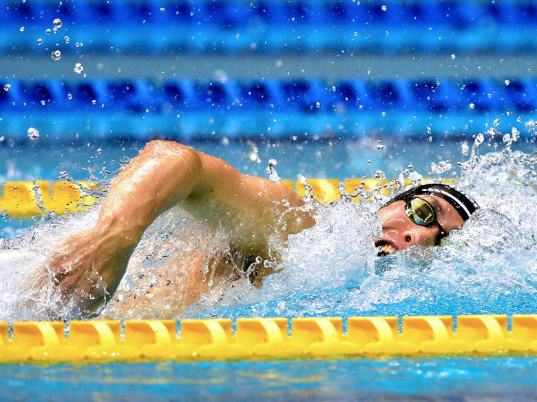 [ジャパンパラ水泳競技大会]リオパラリンピックに向けて調整中の代表勢が出場。リオ後を狙う若手も存在感