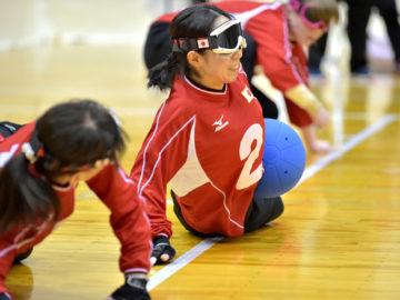 [ジャパンパラゴールボール競技大会]日本女子、連覇狙うリオ前哨戦で準優勝。3位の若手主体のBチームとともに大きな収穫