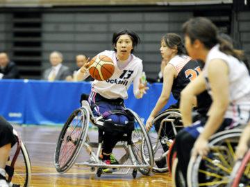 [第27回全日本女子車椅子バスケットボール選手権大会]カクテルが3年連続7度目の優勝 ! エース不在も盤石の強さでライバルを圧倒