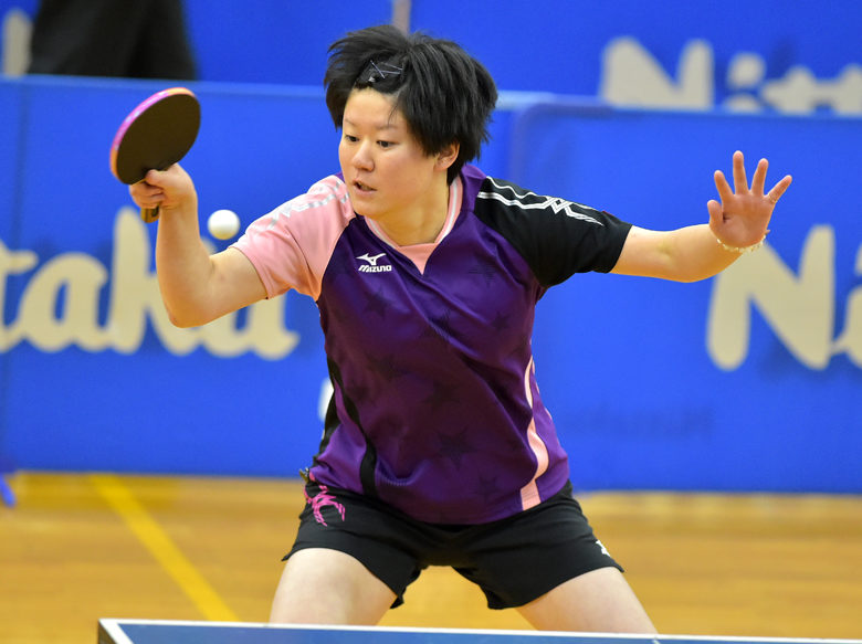 [FIDジャパン・チャンピオンリーグ卓球大会]若手の活躍光る大会。東京パラリンピックを目指す加藤、美遠が日本一に