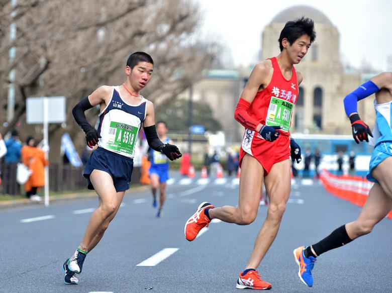 マラソン 世界 記録 ハーフ