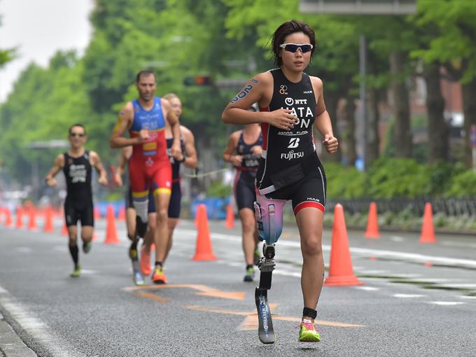 リオパラリンピック6位入賞の秦