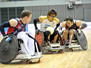 見据えるのは東京パラリンピックの金メダル。日本代表が世界トップに挑むジャパンパラ競技大会、25日に開幕