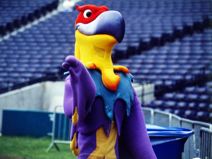 革新、忍耐力、決意の象徴である不死鳥「Blaze(ブレーズ)」は、アトランタ市のシンボルでもある。明るい色や大き翼が特徴的で、今日、アメリカの身体障がい者スポーツの中でもっとも有名なシンボルになっている。