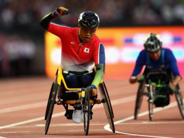 2012年のパラリンピック開催地・ロンドンが熱狂。「世界パラ陸上選手権」で日本は過去最多のメダルを獲得