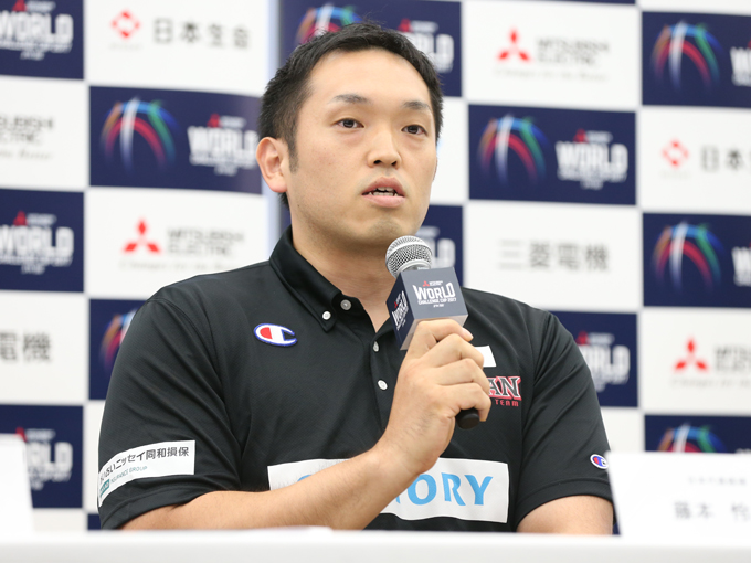 藤本は、チームプレーを光らせるための個の力が重要だと語った