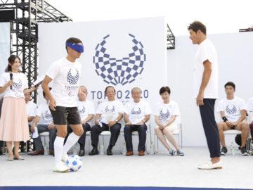 「あと3年で開幕!!! 東京2020パラリンピックカウントダウンイベント~みんなのTokyo2020 3years to GO!」が開催