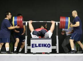 [エレイコカップ]世界記録保持者ラーマンと日本のトップ7選手が競演