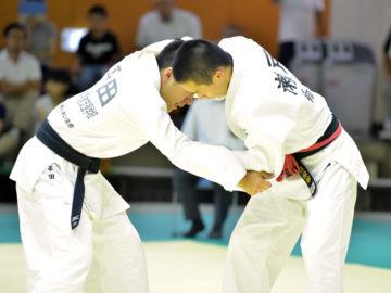 男子66kg級と100kg超級に期待の新鋭も登場した「第10回記念全国視覚障害者学生柔道選手権」