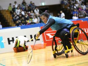 [ヒューリック・ダイハツJAPANパラバドミントン国際大会2017] 東京パラリンピックからの新競技・パラバドミントン。強豪国の強さの秘密とは?