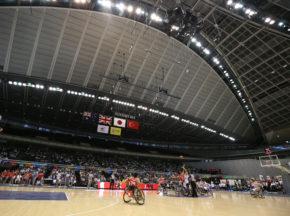 """[三菱電機 WORLD CHALLENGE CUP 2017]3年後はホームアドバンテージを活かしてメダルを。東京に通じる""""スポーツ化""""への挑戦"""