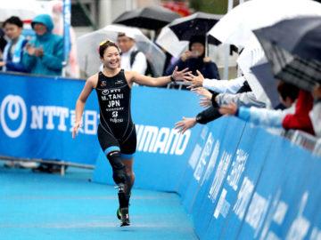 [日本トライアスロン選手権]パラリンピック会場になるお台場で初のデモンストレーション! 来シーズンに向けるステップに