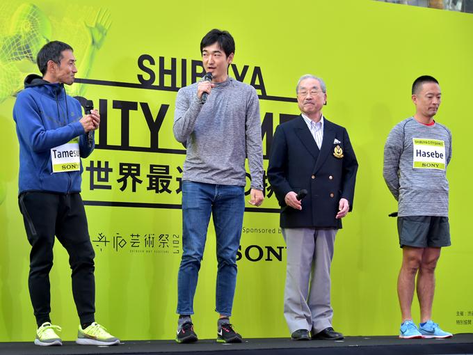 「こういうイベントを世界中で開きたい」イベントへの熱き思いを語る遠藤氏