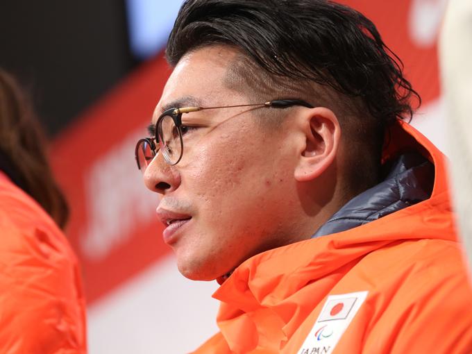 2大会ぶりの日本代表ウエアに「袖を通し、(日の丸を背負う)プレッシャーは正直感じる」と高橋