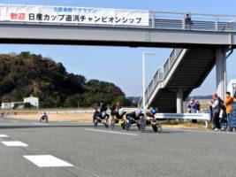 車いすで走る喜びを実感! 横須賀で第18回全国車椅子マラソン