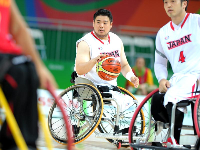 香西 宏昭選手