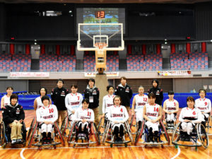 東京に向けて始動した女子日本代表
