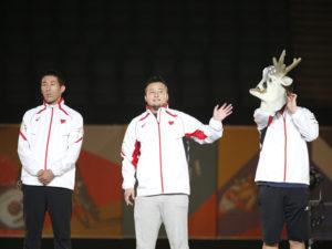 応援ゲストとしてパラフェスを盛り上げた田村(麒麟)、バンビーノ
