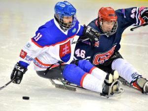 スロバキアとイギリスがラスト1枚のパラ最終予選切符を争った
