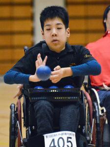 急成長中の14歳・渡邊がBC4決勝トーナメント進出