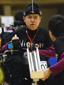 21歳の高阪がBC3初制覇。「2020年東京で金メダル獲ります」