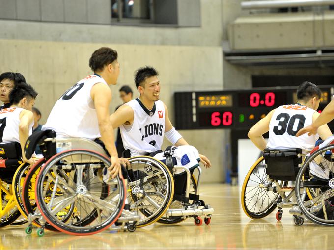 埼玉ライオンズは日本代表強化指定選手が 数多く在籍するタレントチーム