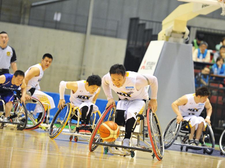 [日本車椅子バスケットボール選手権大会]打倒・宮城MAXに燃える強豪揃いの日本一決定戦、5月3日に開幕