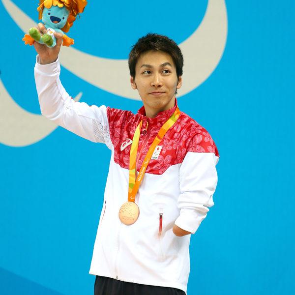 山田拓朗選手