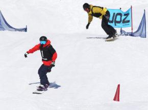 【スノーボード】第4回全国障がい者スノーボード選手権大会&サポーターズカップ