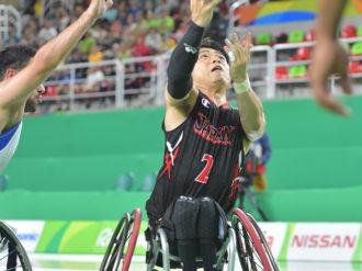 豊島英選手