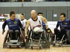 第19回ウィルチェアーラグビー日本選手権、Okinawa Hurricanesが2連覇