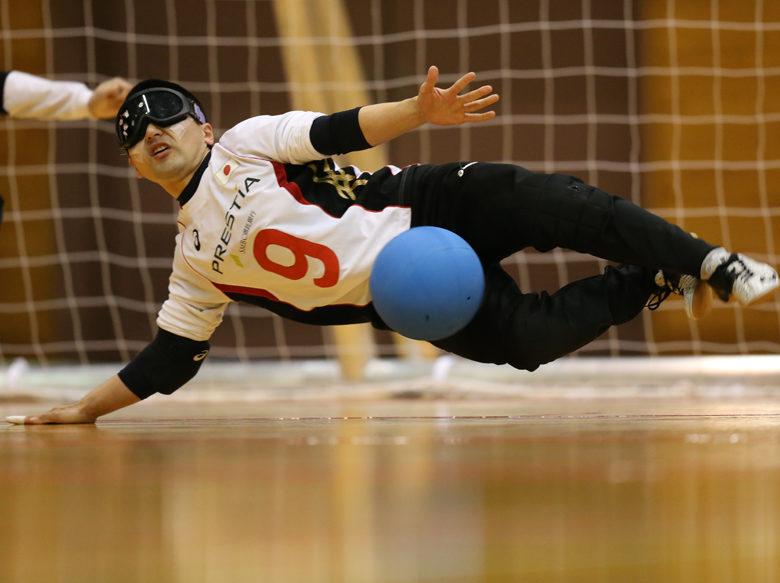 東京に向けて世界との差を埋める。男子ゴールボール代表が強化試合